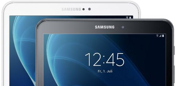 Das Samsung Galaxy Tab A 10.1
