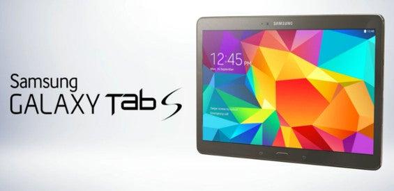 Samsung Galaxy Tab S Gerücht