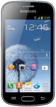 Samsung Galaxy Trend Datenblatt - Foto des Samsung Galaxy Trend