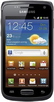 Samsung Galaxy W Datenblatt - Foto des Samsung Galaxy W