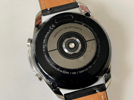 Samsung Galaxy Watch 3 Back
