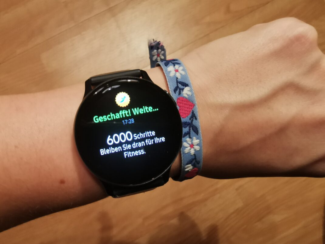 Samsung Galaxy Watch Active 2 Sport