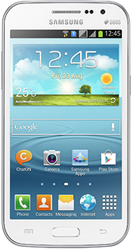 Samsung Galaxy Win Datenblatt - Foto des Samsung Galaxy Win