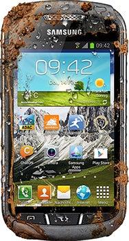 Samsung Galaxy Xcover 2 Datenblatt - Foto des Samsung Galaxy Xcover 2