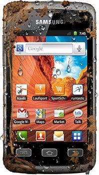 Samsung Galaxy Xcover Datenblatt - Foto des Samsung Galaxy Xcover