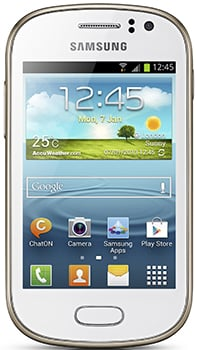 Samsung Galaxy Young Datenblatt - Foto des Samsung Galaxy Young