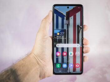 """Dieses Samsung-Smartphone bekommt von der Stiftung Warentest nur die Note """"ausreichend"""""""