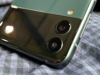 Samsung Galaxy Z Flip3 Kamera
