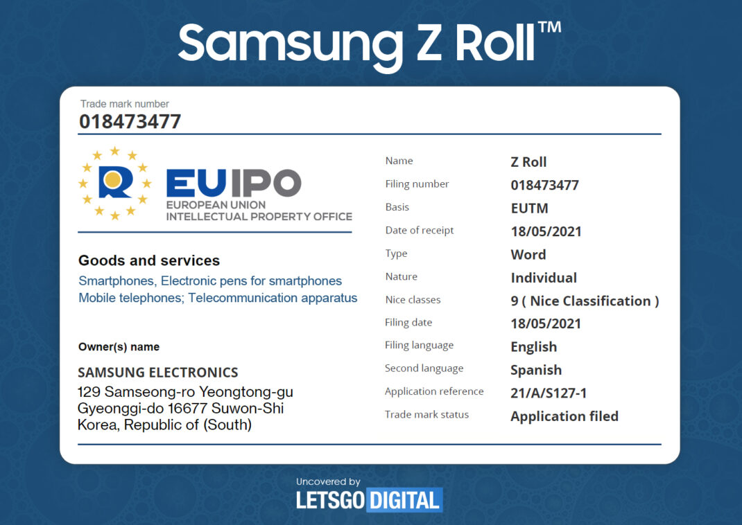 Samsung-Rollable