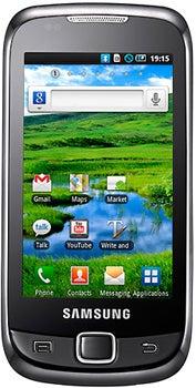 Samsung Galaxy551 Datenblatt - Foto des Samsung Galaxy551