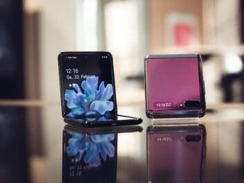 Samsung Galaxy Z Flip Hands-On