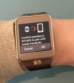 Samsung Gear 2 Verbinden