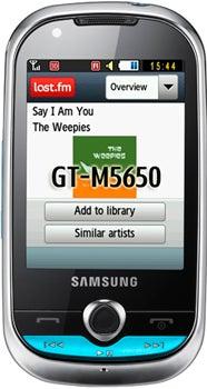 Samsung M5650  Datenblatt - Foto des Samsung M5650