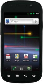 Samsung Nexus S Datenblatt - Foto des Samsung Nexus S