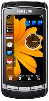 Samsung Omnia HD Datenblatt - Foto des Samsung Omnia HD