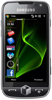 Samsung Omnia2 Datenblatt - Foto des Samsung Omnia2