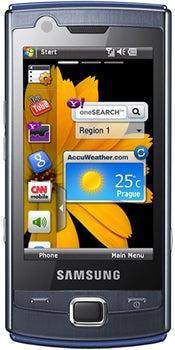 Samsung OmniaLITE Datenblatt - Foto des Samsung OmniaLITE