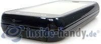 Samsung Qbowl: Ecke oben links