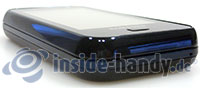 Samsung Qbowl: Ecke unten links
