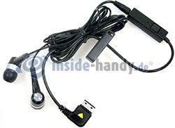 Samsung Qbowl: Headset