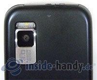Samsung Qbowl: Kamera