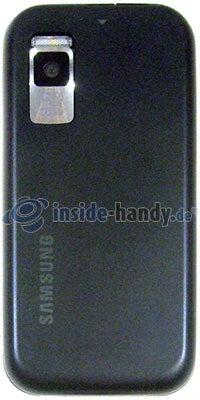 Samsung Qbowl: Rückseite