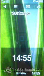 Samsung Qbowl: Startbild