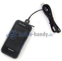 Samsung Qbowl: USB-Anschluss