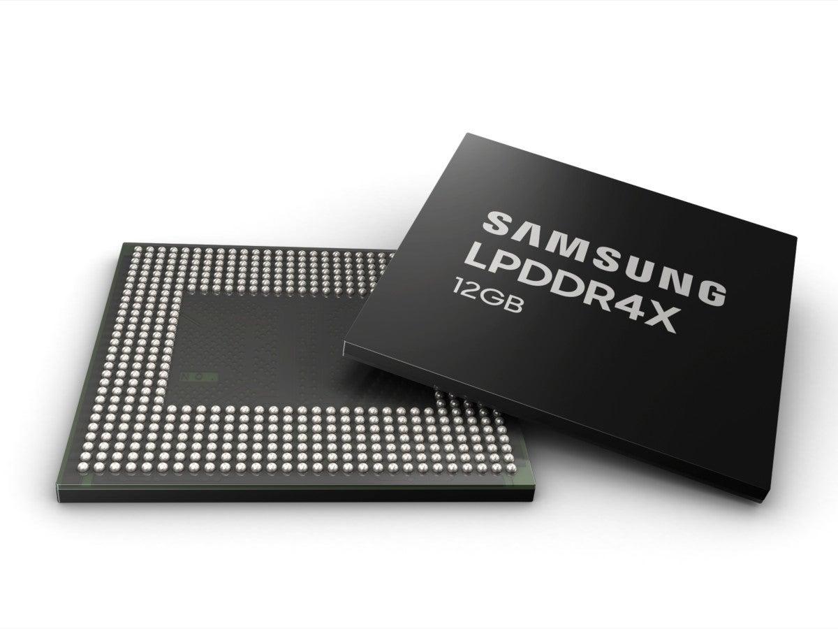 Samsung RAM 12 GB