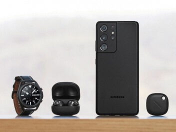 Samsung Galaxy S21 Ultra, Galaxy Buds, Smartwatch und GalaxyTag Tracker