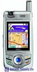 Samsung S341i Datenblatt - Foto des Samsung S341i