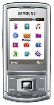 Samsung S3500 Datenblatt - Foto des Samsung S3500