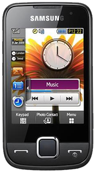 Samsung S5600 Datenblatt - Foto des Samsung S5600