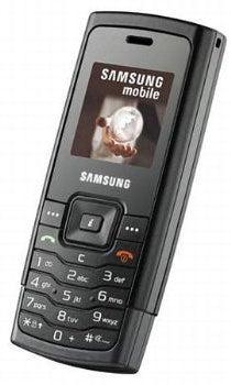 Samsung SGH-C160 Datenblatt - Foto des Samsung SGH-C160