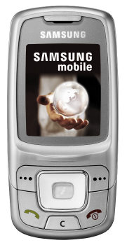 Samsung SGH-C300 Datenblatt - Foto des Samsung SGH-C300