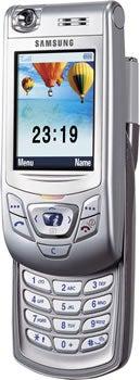 Samsung SGH-D410 Datenblatt - Foto des Samsung SGH-D410