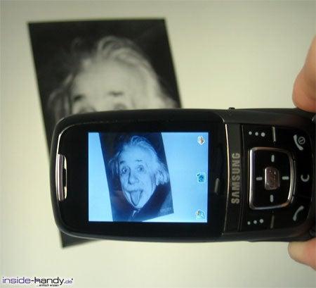 Samsung SGH-D600 - Foto machen