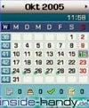 Samsung SGH-D600 - Kalender