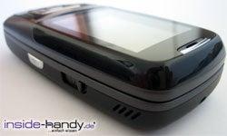 Samsung SGH-D600 - schräg