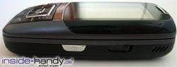 Samsung SGH-D600 - seitlich