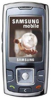 Samsung SGH-D610