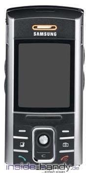 Samsung SGH-D720 Datenblatt - Foto des Samsung SGH-D720