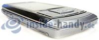 Samsung SGH-D840: Draufsicht links unten