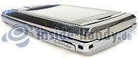 Samsung SGH-D840: Draufsicht rechts oben