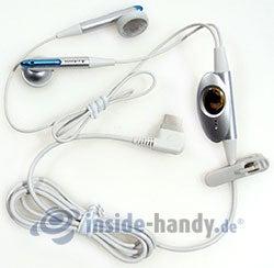 Samsung SGH-D840: Headset