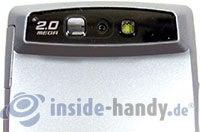 Samsung SGH-D840: Kamera