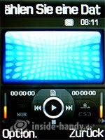 Samsung SGH-D840: Player