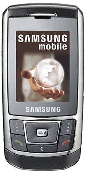 Samsung SGH-D900e