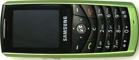 Samsung SGH-E200 Eco