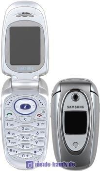 Samsung SGH-E330 Datenblatt - Foto des Samsung SGH-E330